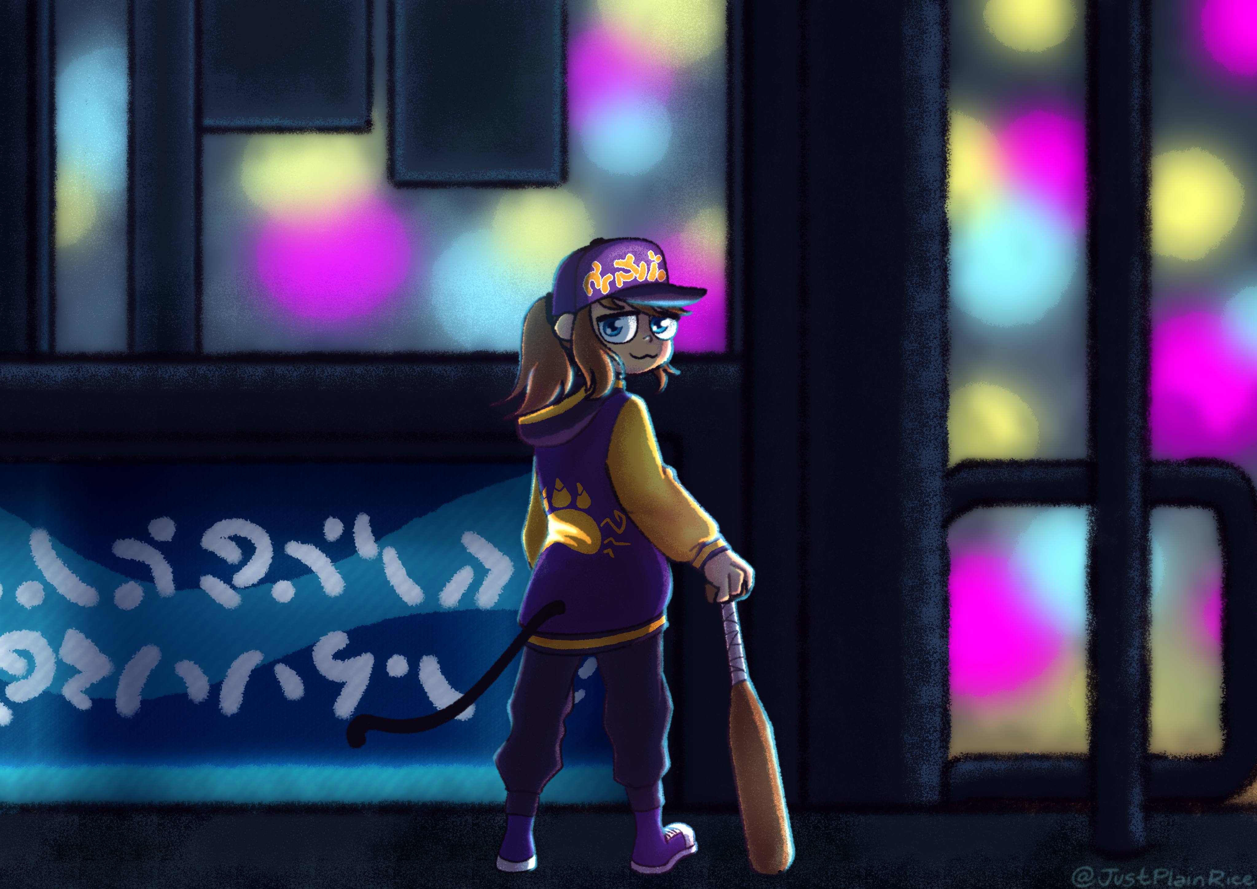 Hat Kid [Nyakuza Metro]