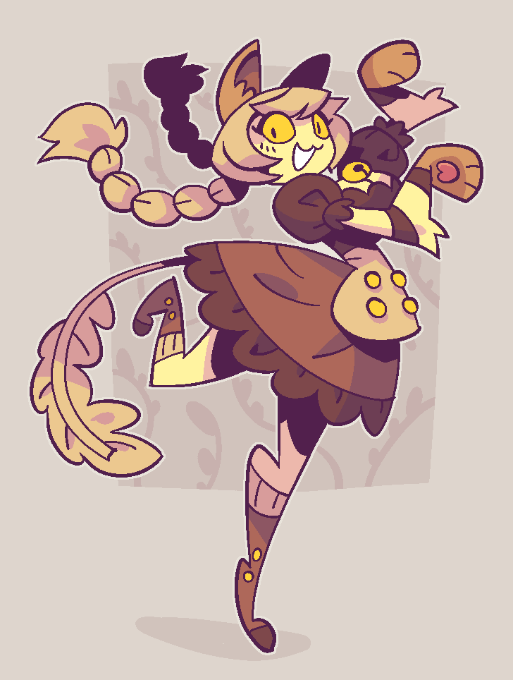 GIFT: ScuffScotch Cat