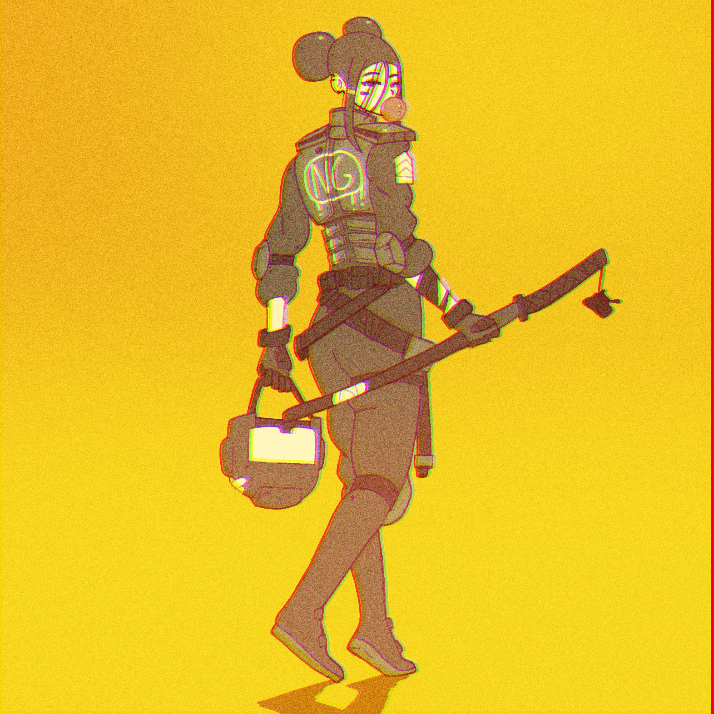Tankgirl Huntress (1K Follower Special)