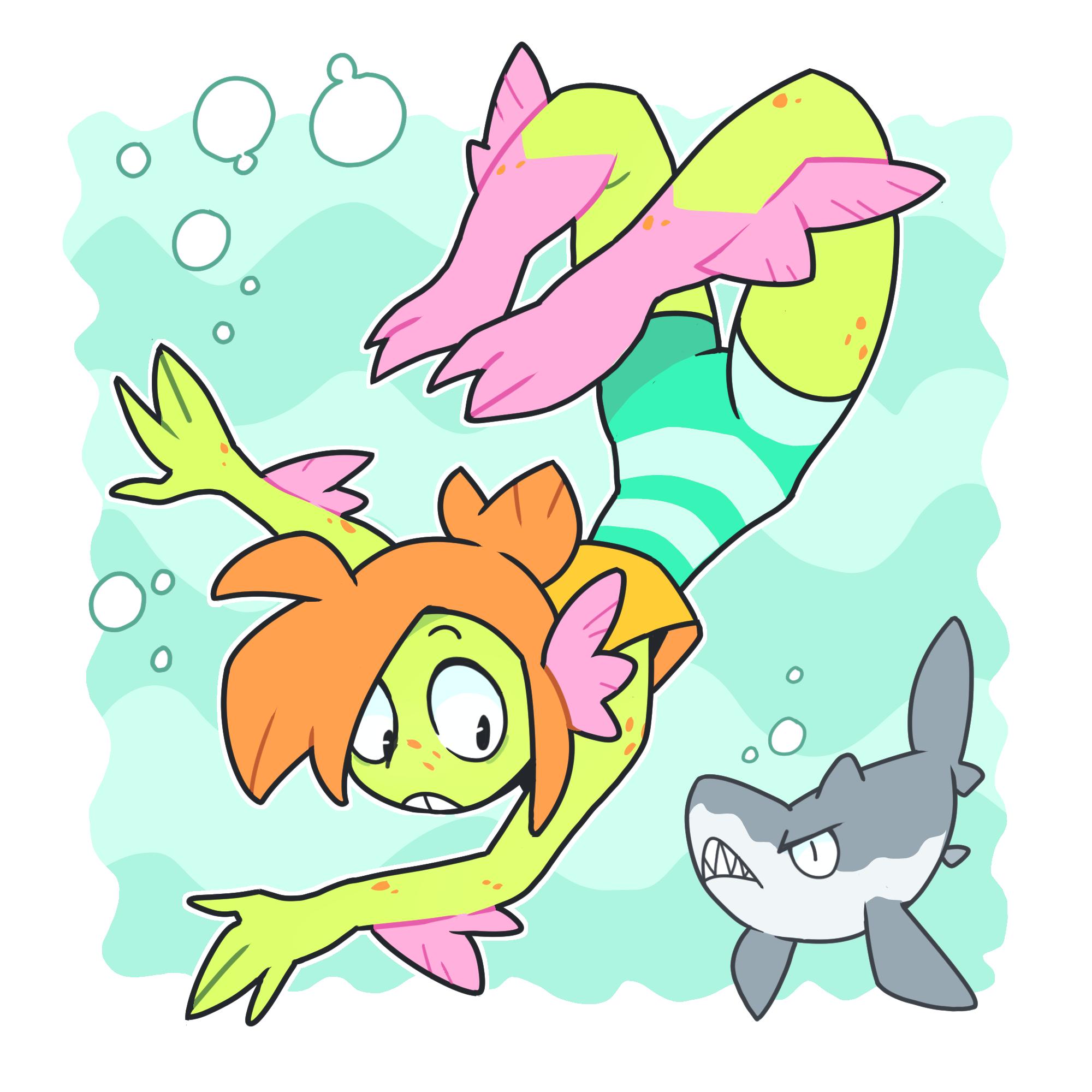 Pris & Shark
