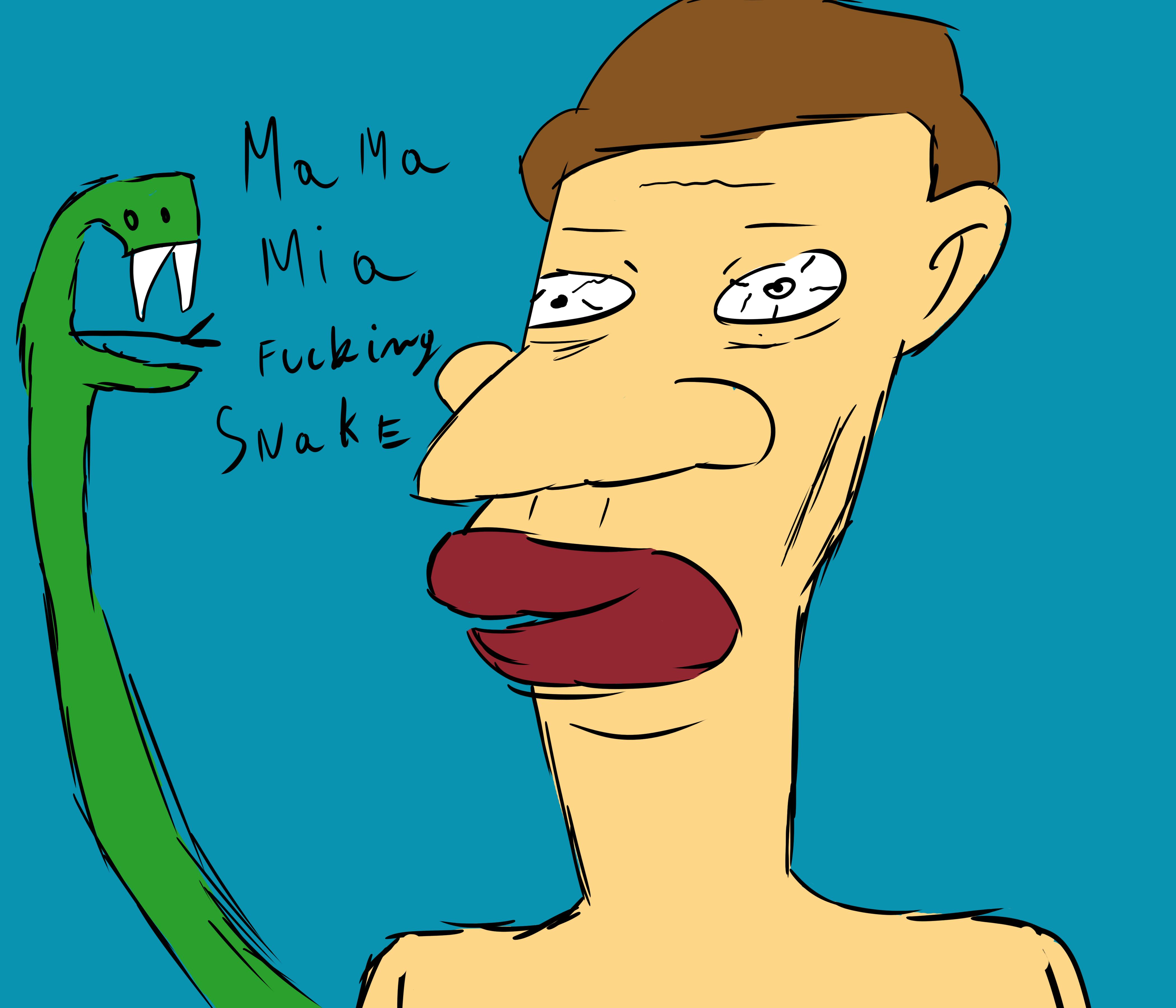 Mama mia Snake