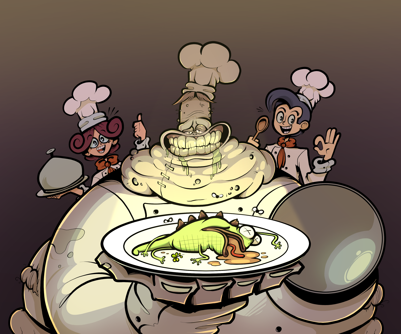 Bon Appétit :)