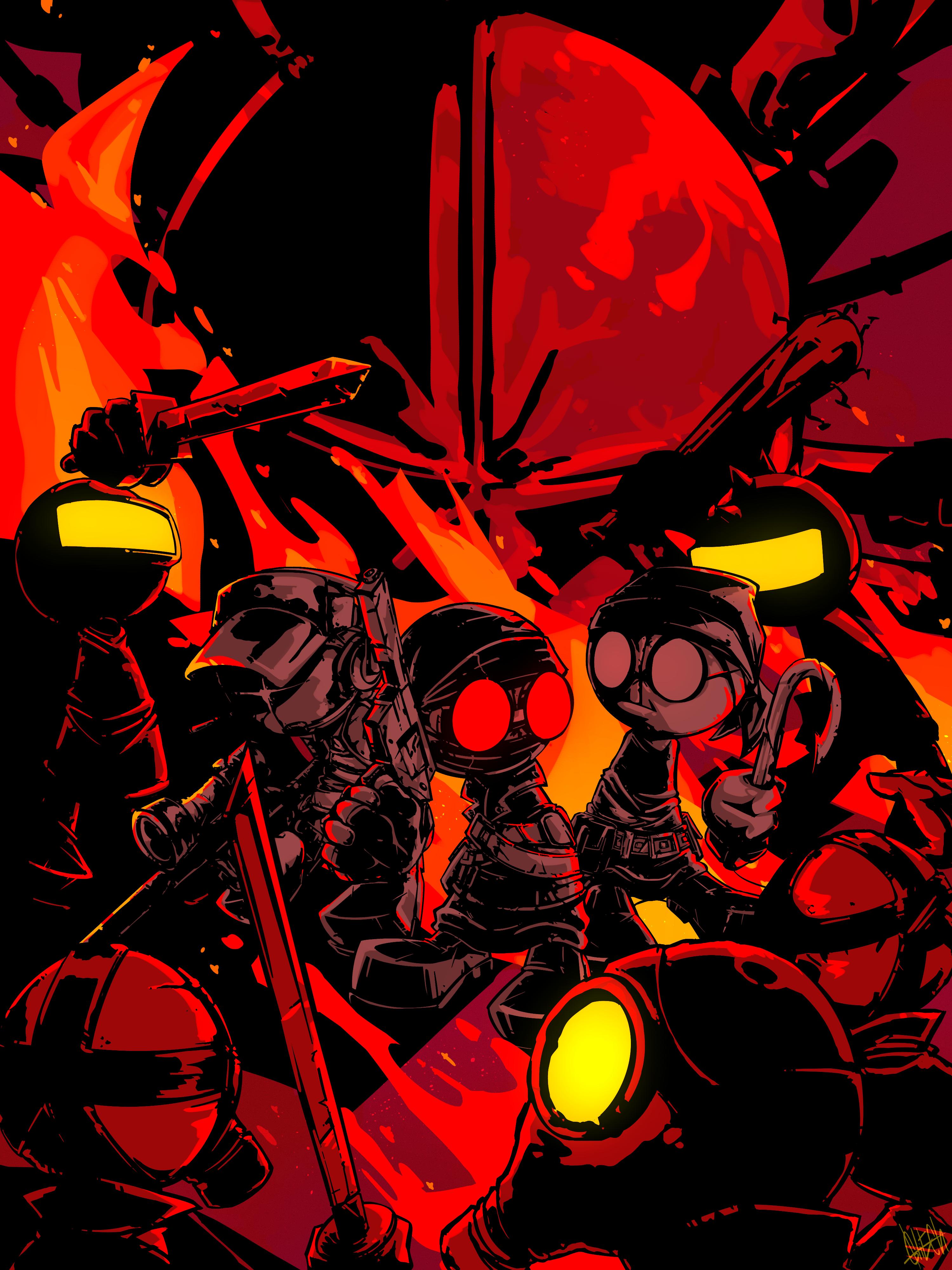 Madness: Project Nexus (Grunt version)
