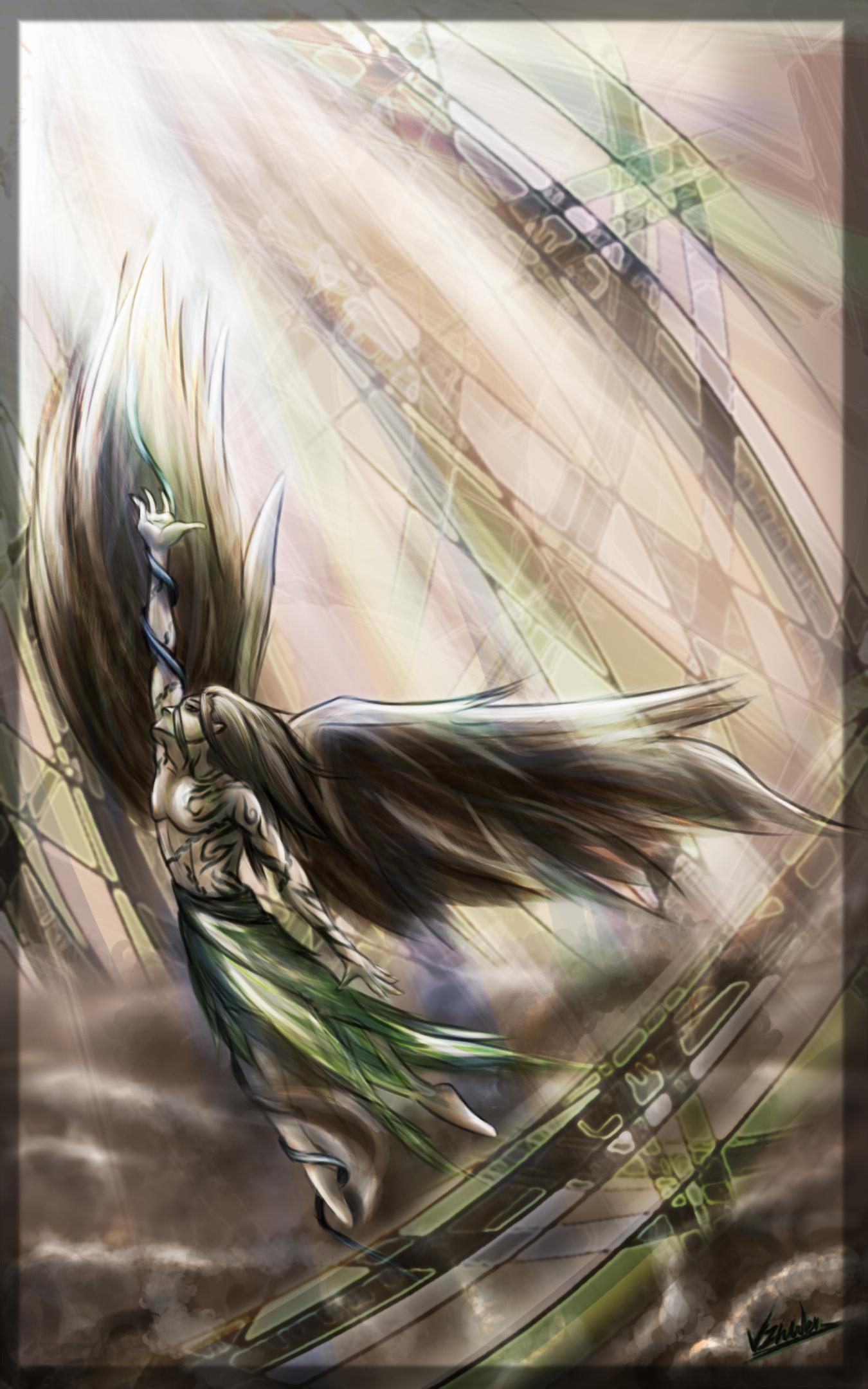 Descent Of Icarus