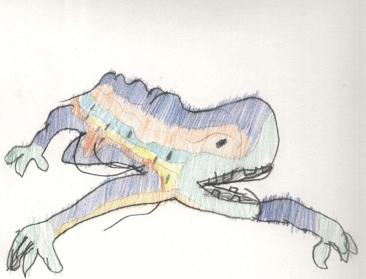 Salamander-Dragon