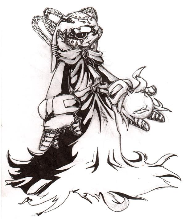 Dark Legion - Ink
