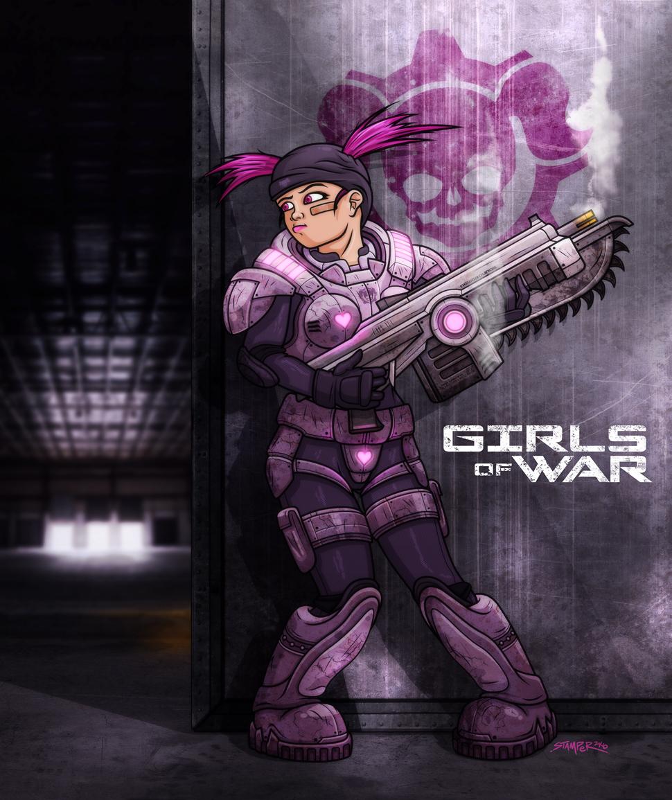 Girls of War