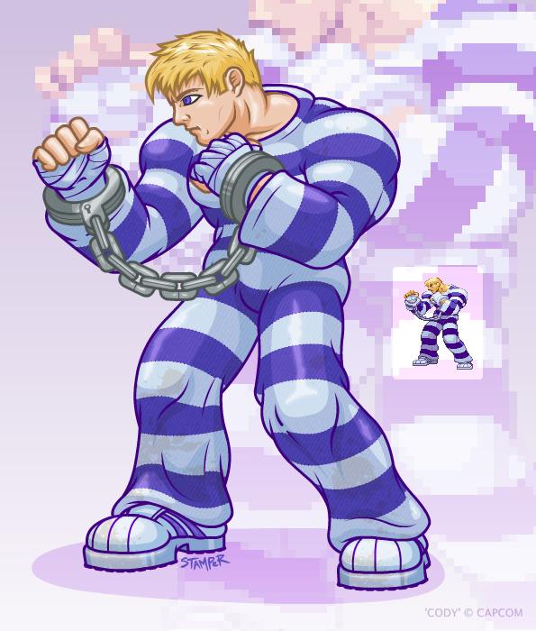 [High Def Sprite] Cody