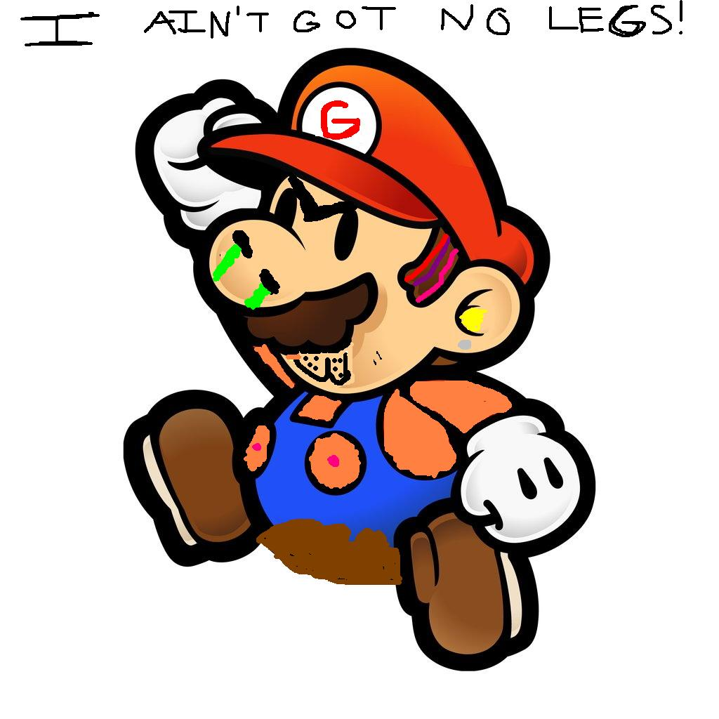 Messed Up Mario