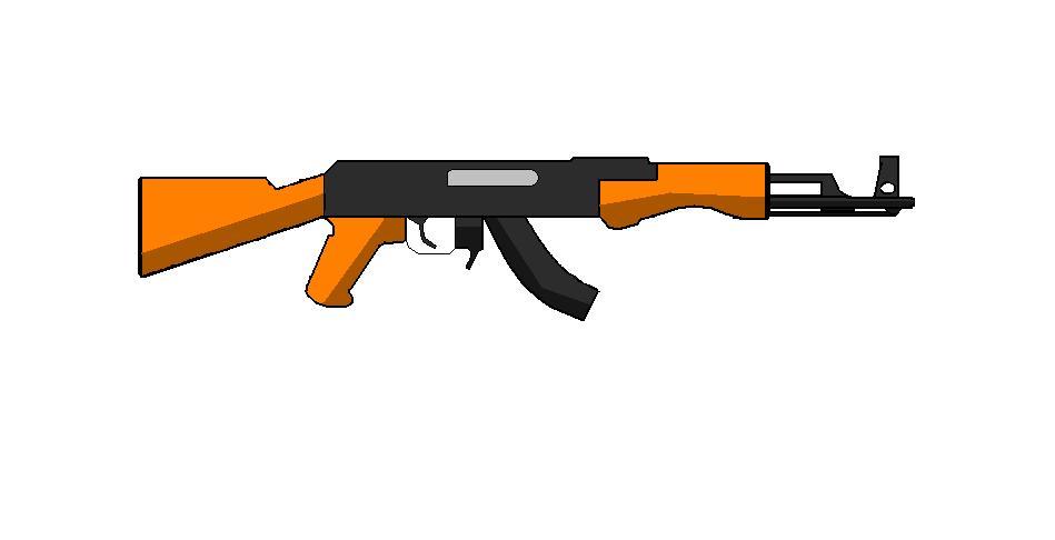 Matt 'n' Ian's AK-47