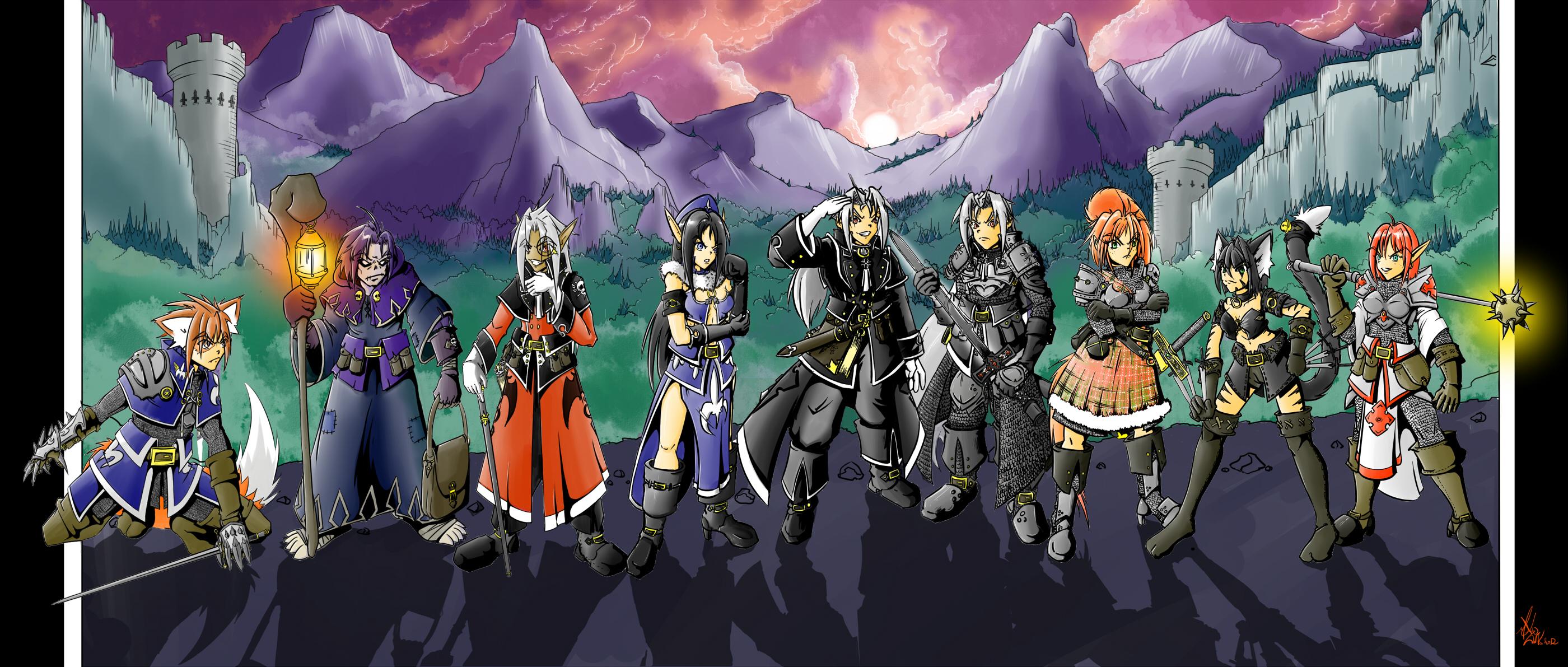 Warcrimes Main cast