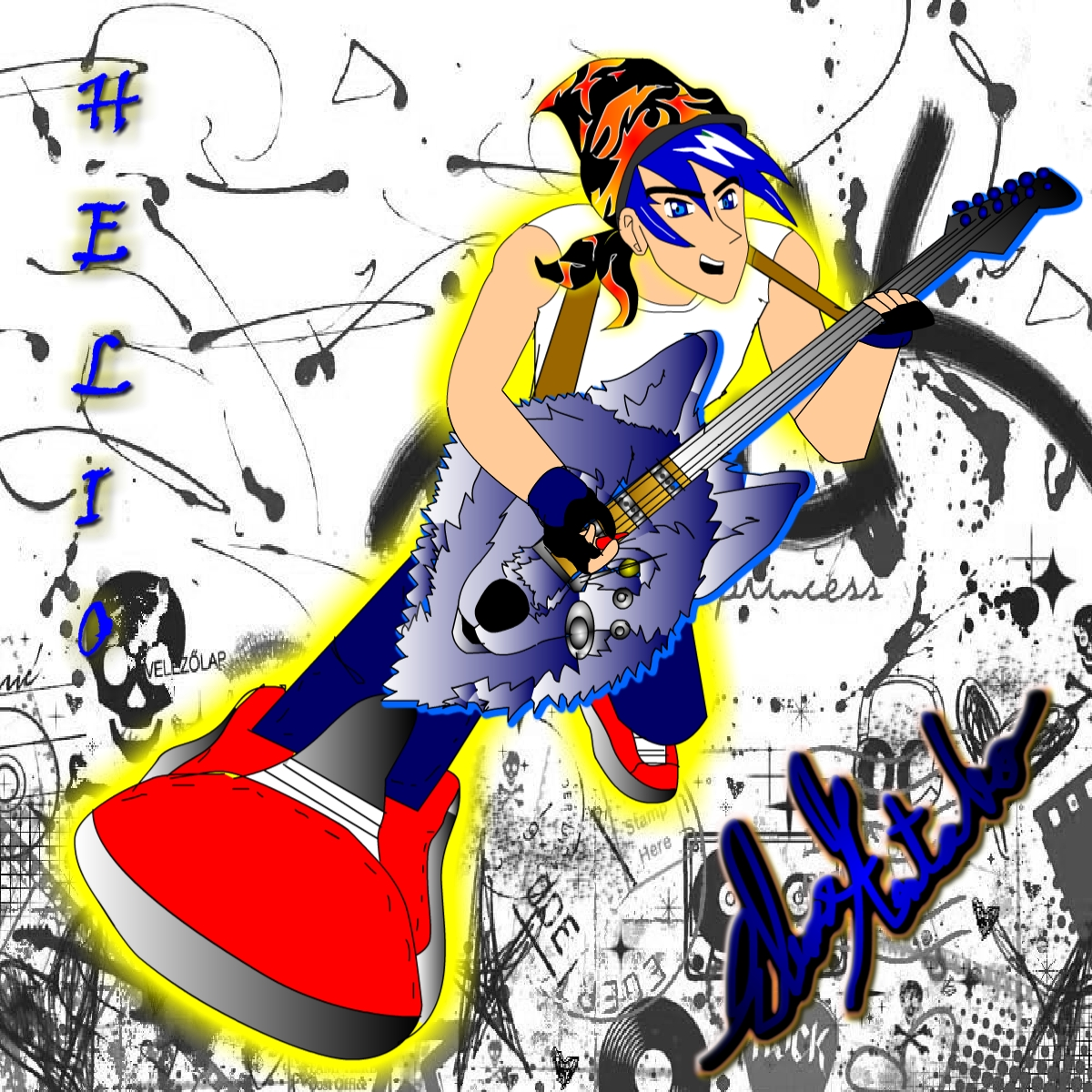 anime rock