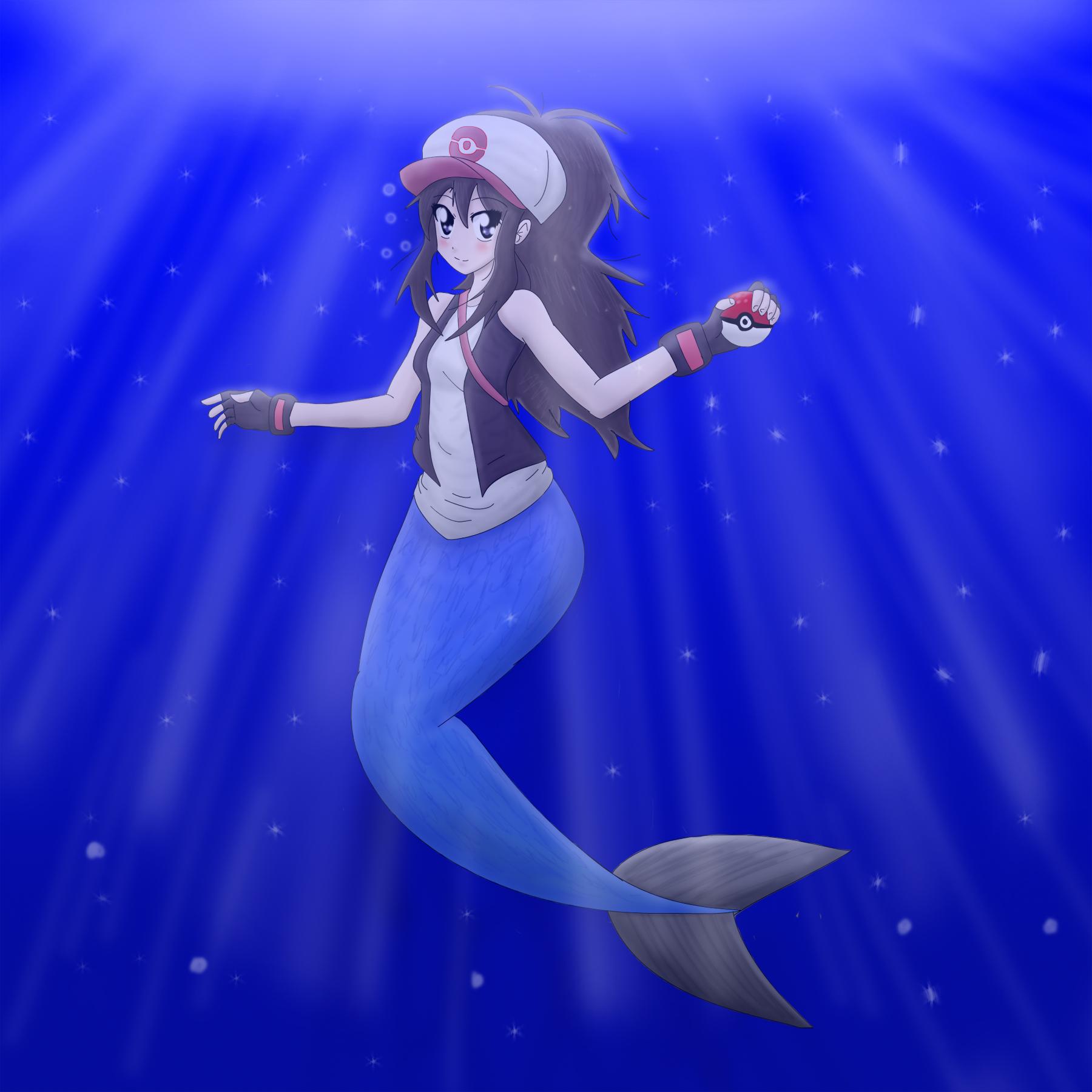mermaid Touko