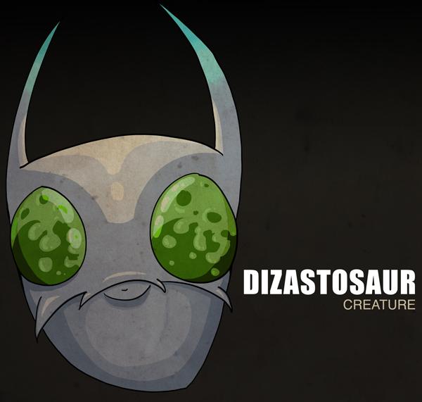 Dizastosaur- Creature