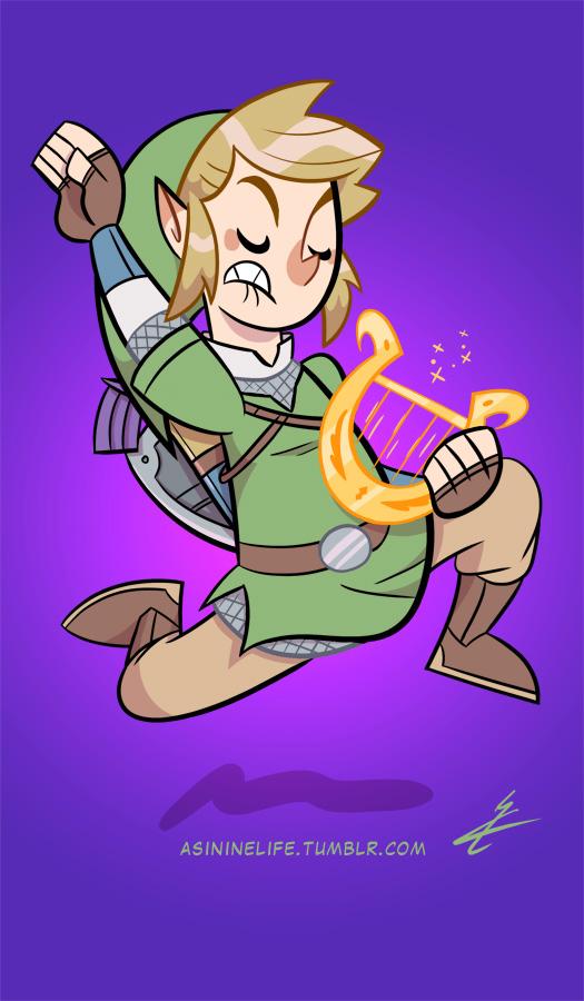 Harp Hero