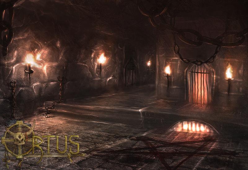 Ortus Dungeon Scene