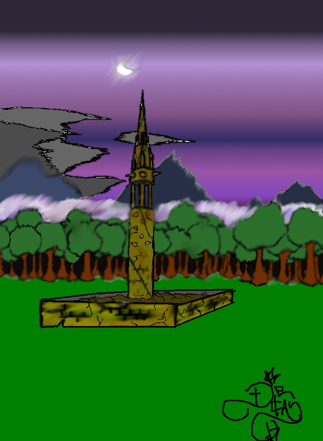 Lonely Tower