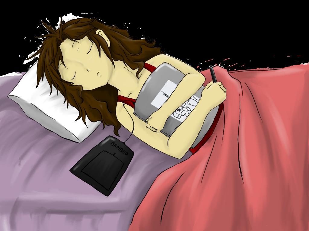 Sleeping Creator