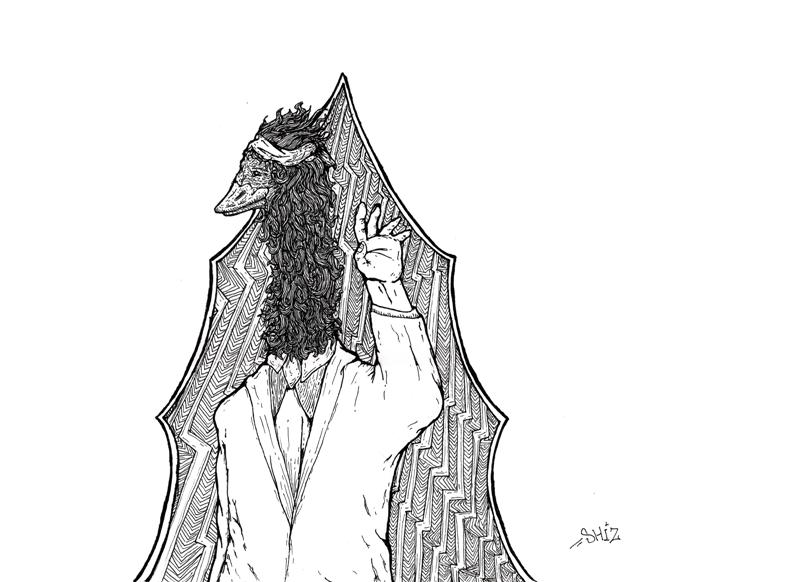 Sir.Ostrich