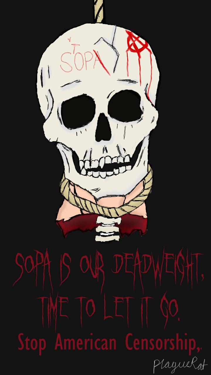 SOPA. Dead Weight
