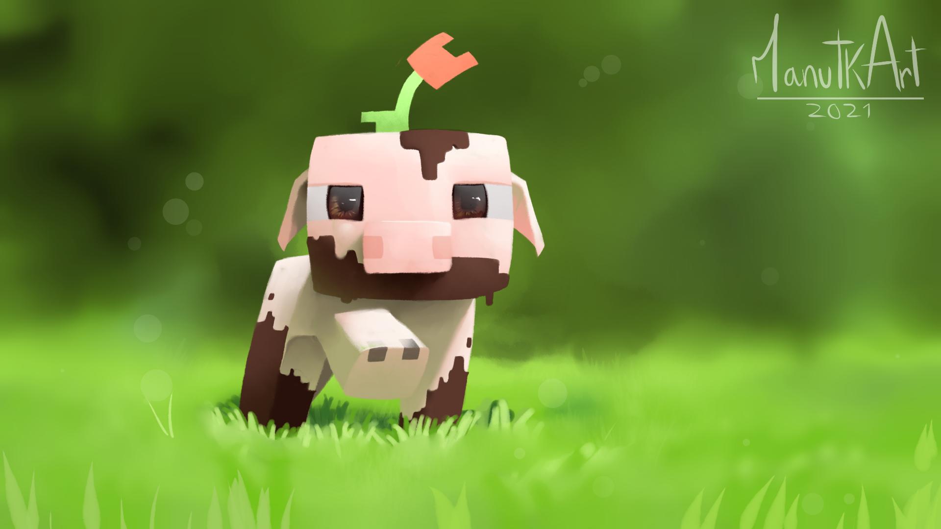 Baby Pig.