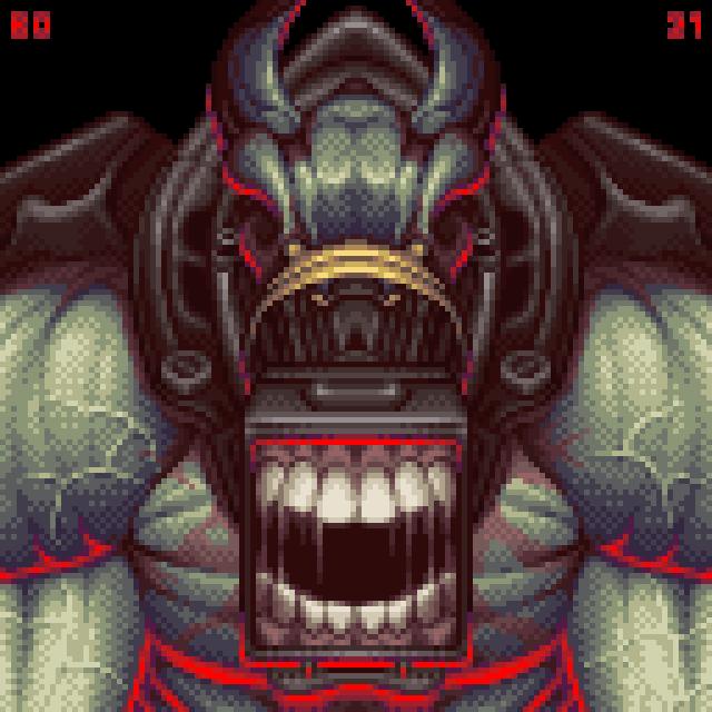 Doom 3's Bruiser