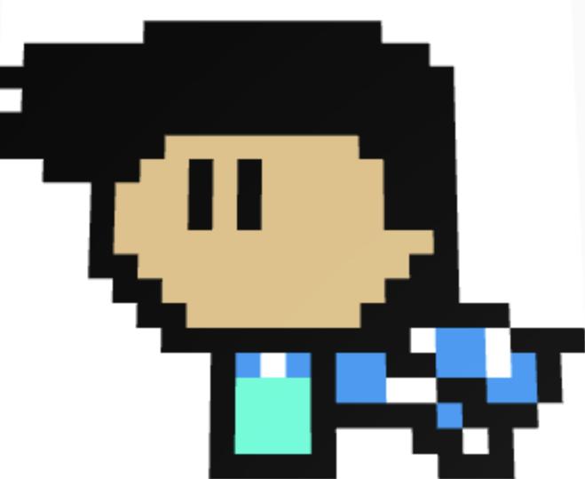 Pixel Jim