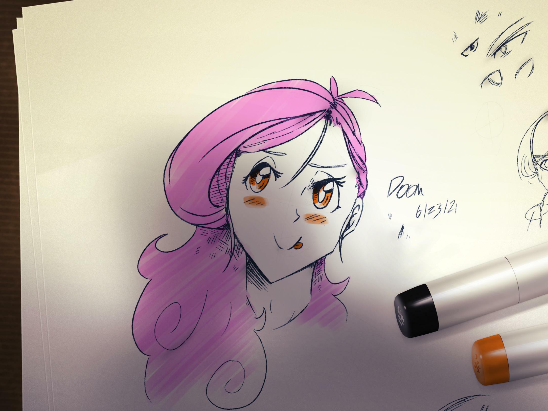 Vera doodle