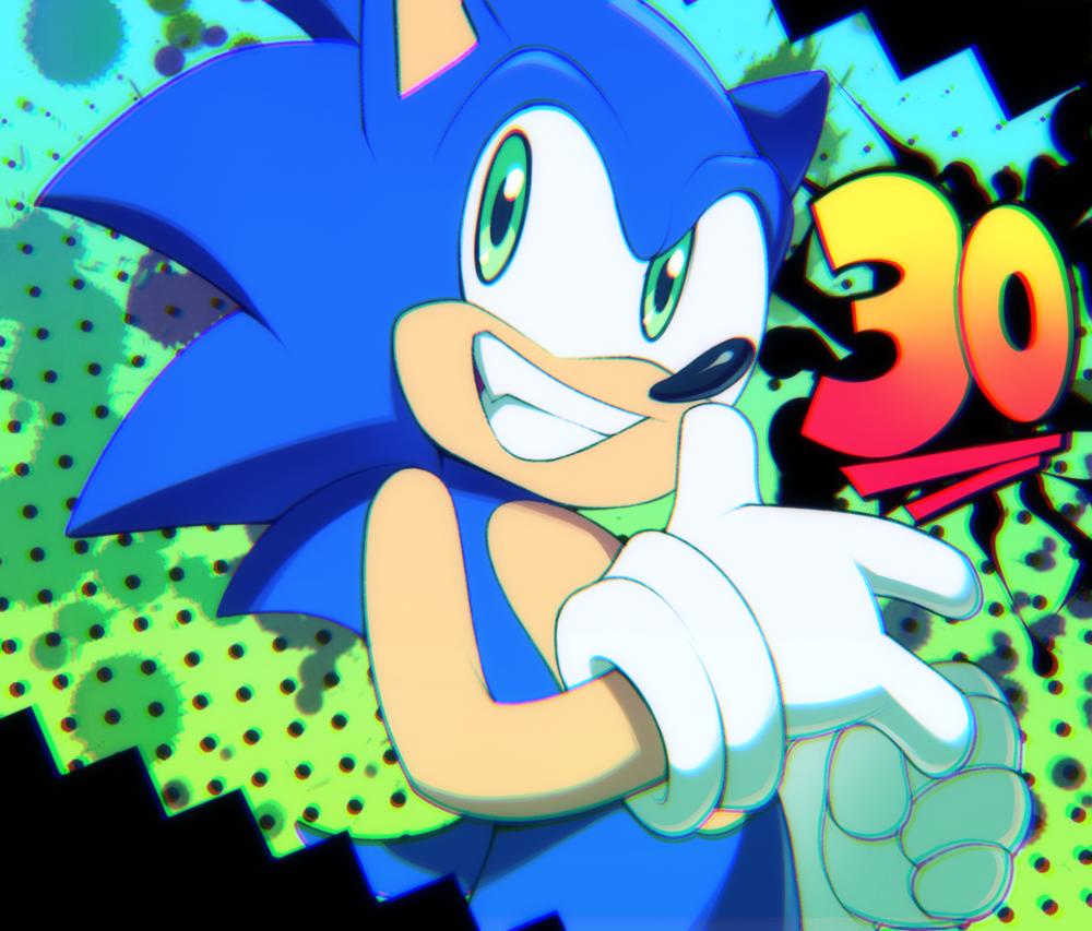 Sonic's 30th Anniversary