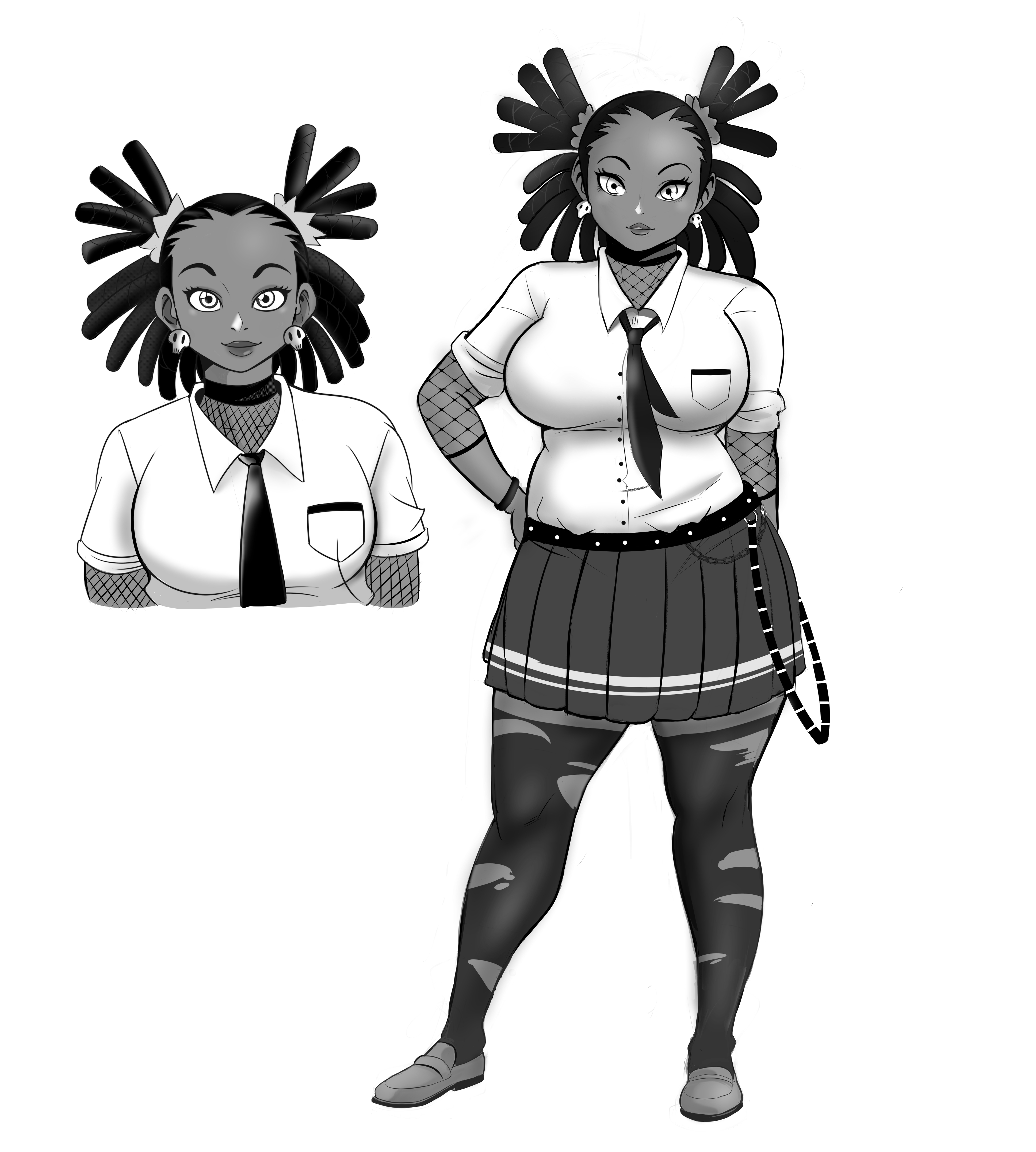 Kezia The Witchdoctor Student