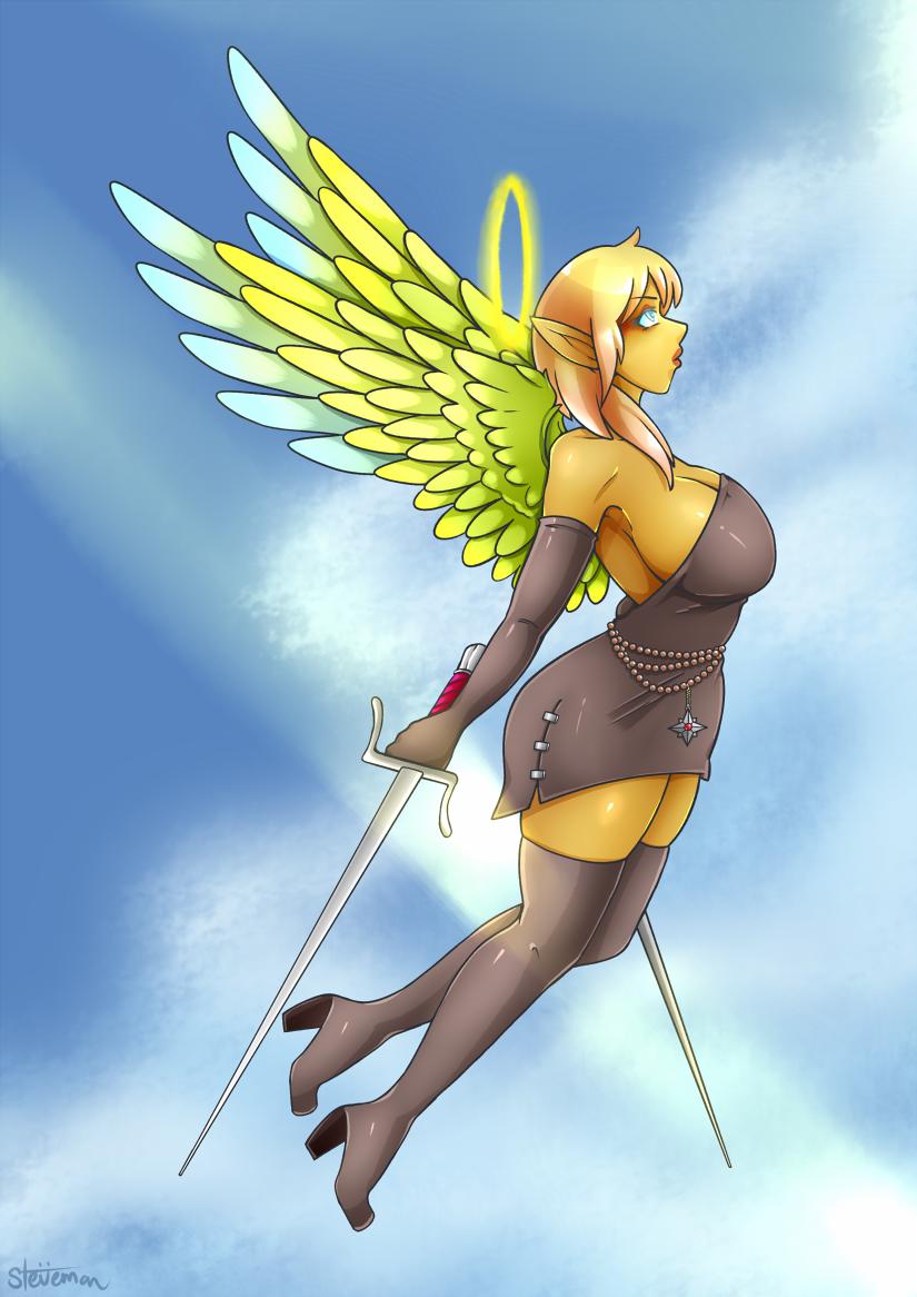 Estoc Angel