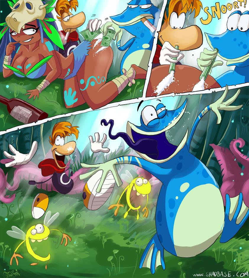 Origins of Raymans Mood