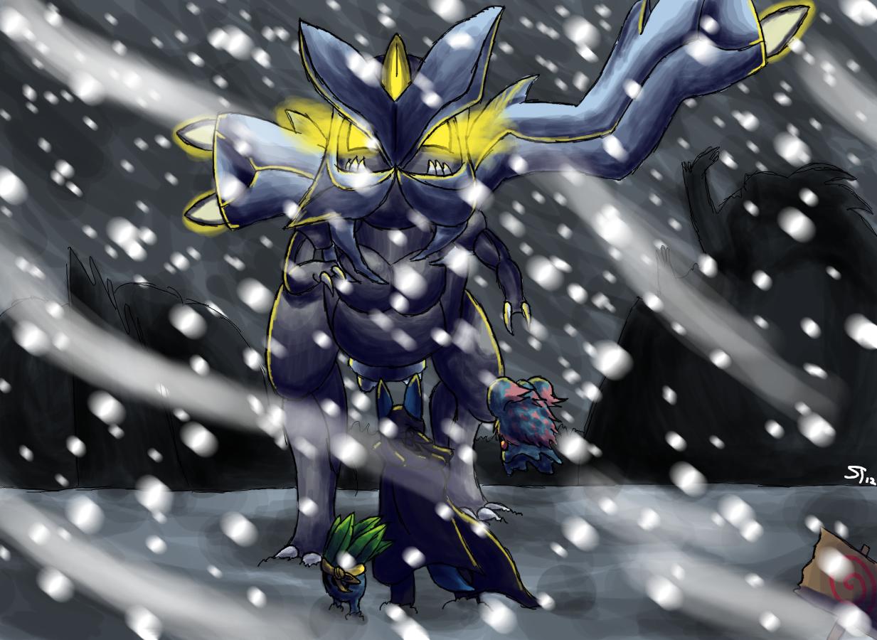 The Boundary Pokemon