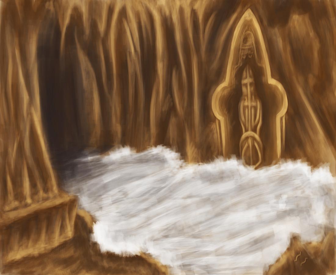 Soul Cave Pass
