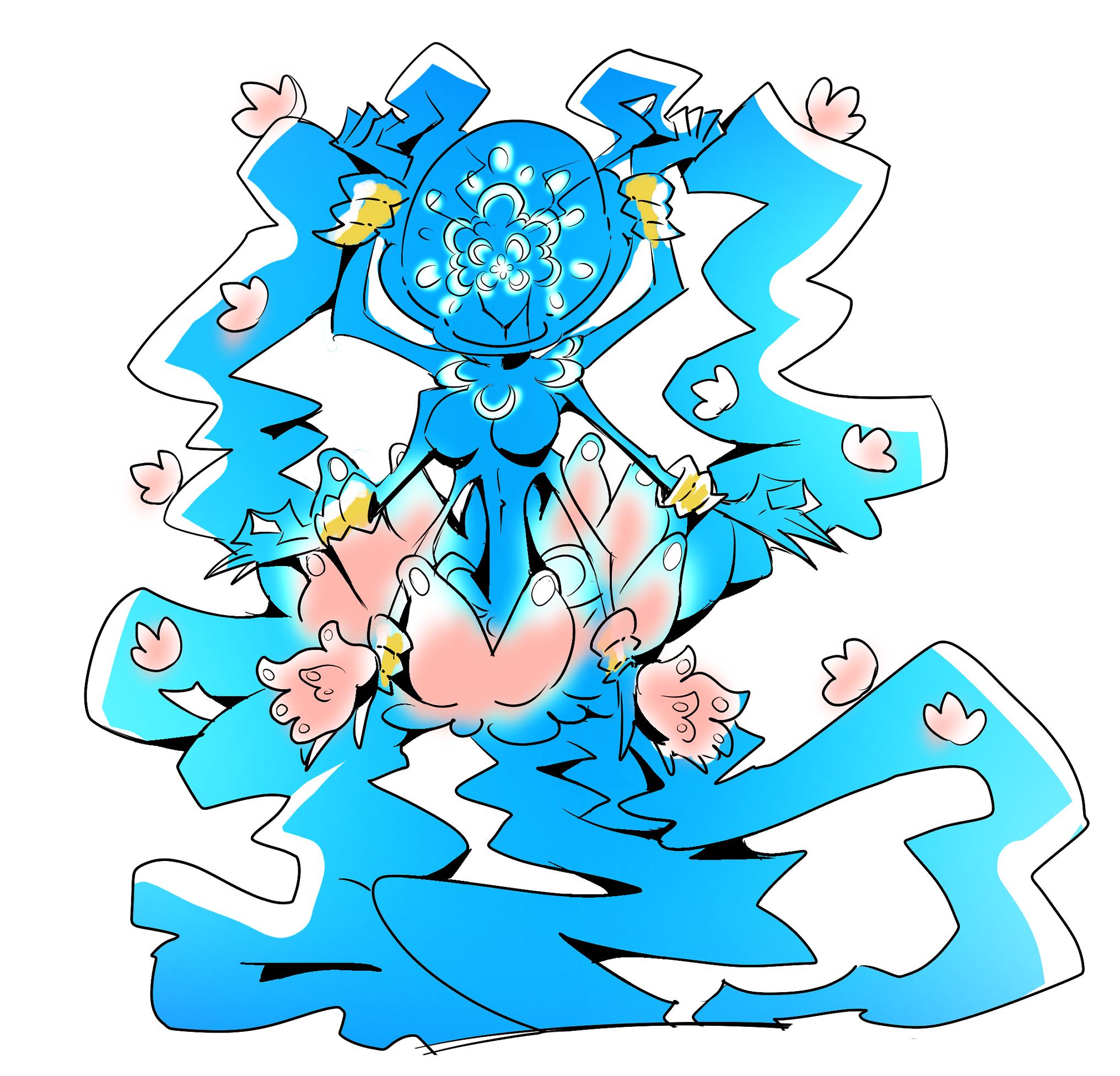 Saint of the Deep - Character Design Wars