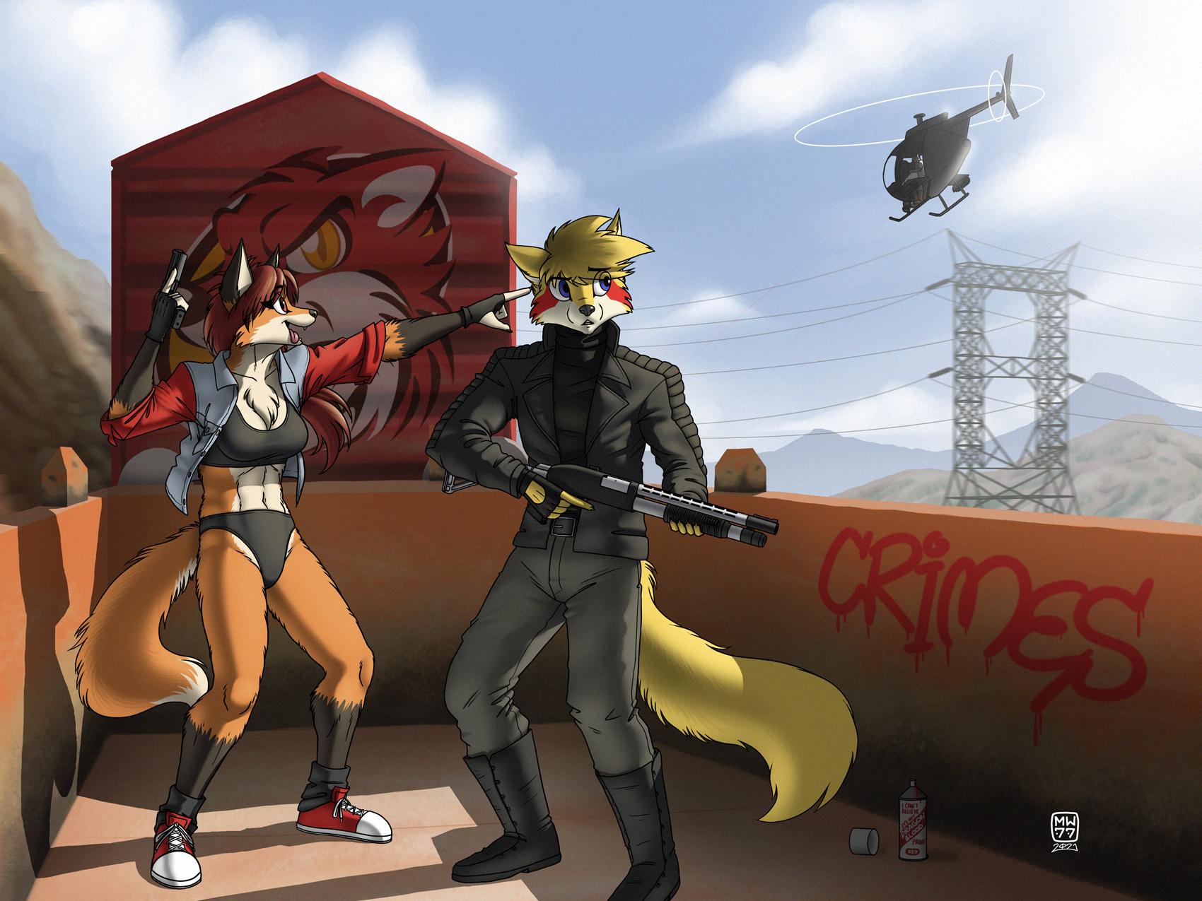 CRIMES!!! [COMM]
