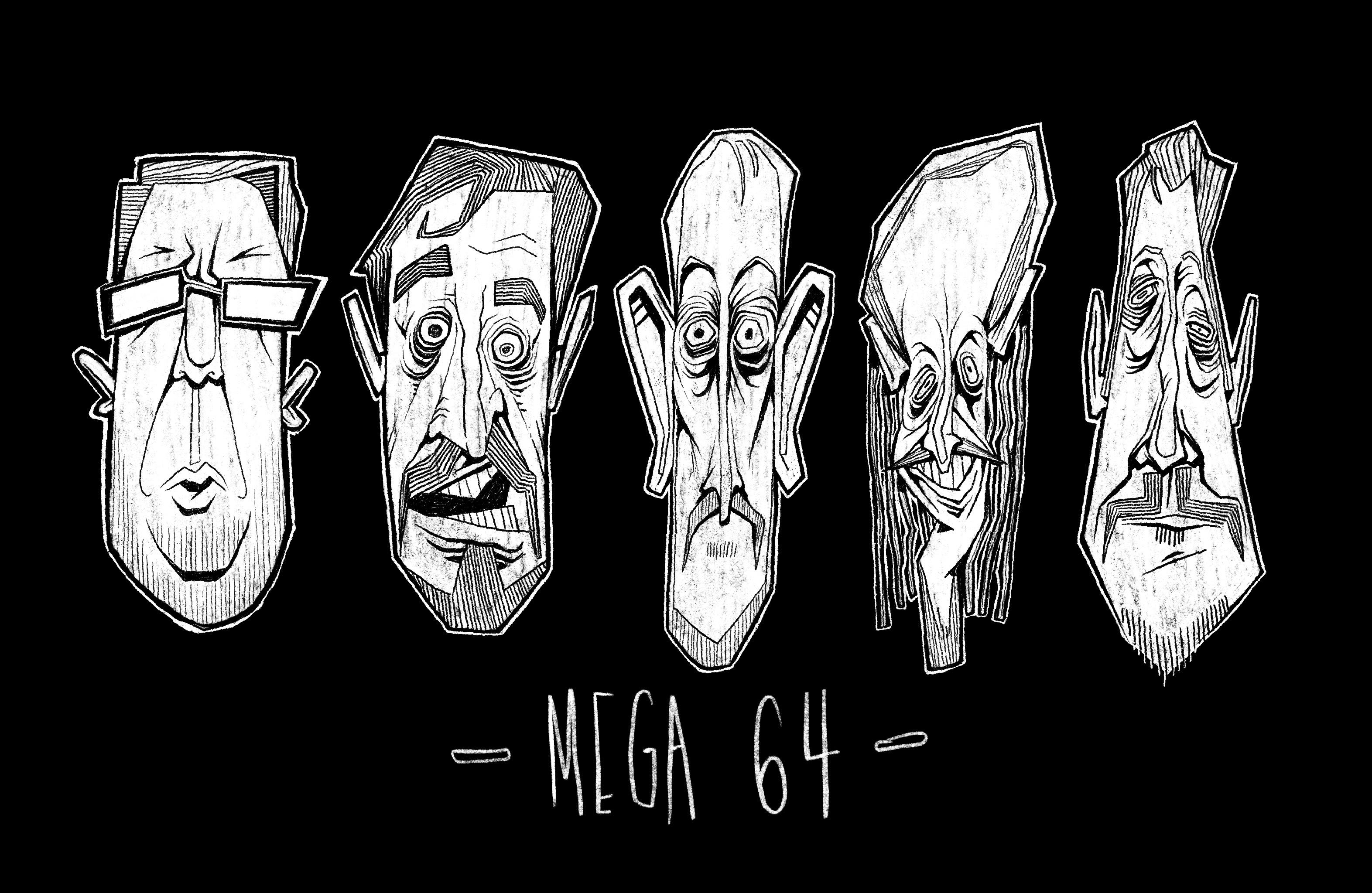 Mega 64