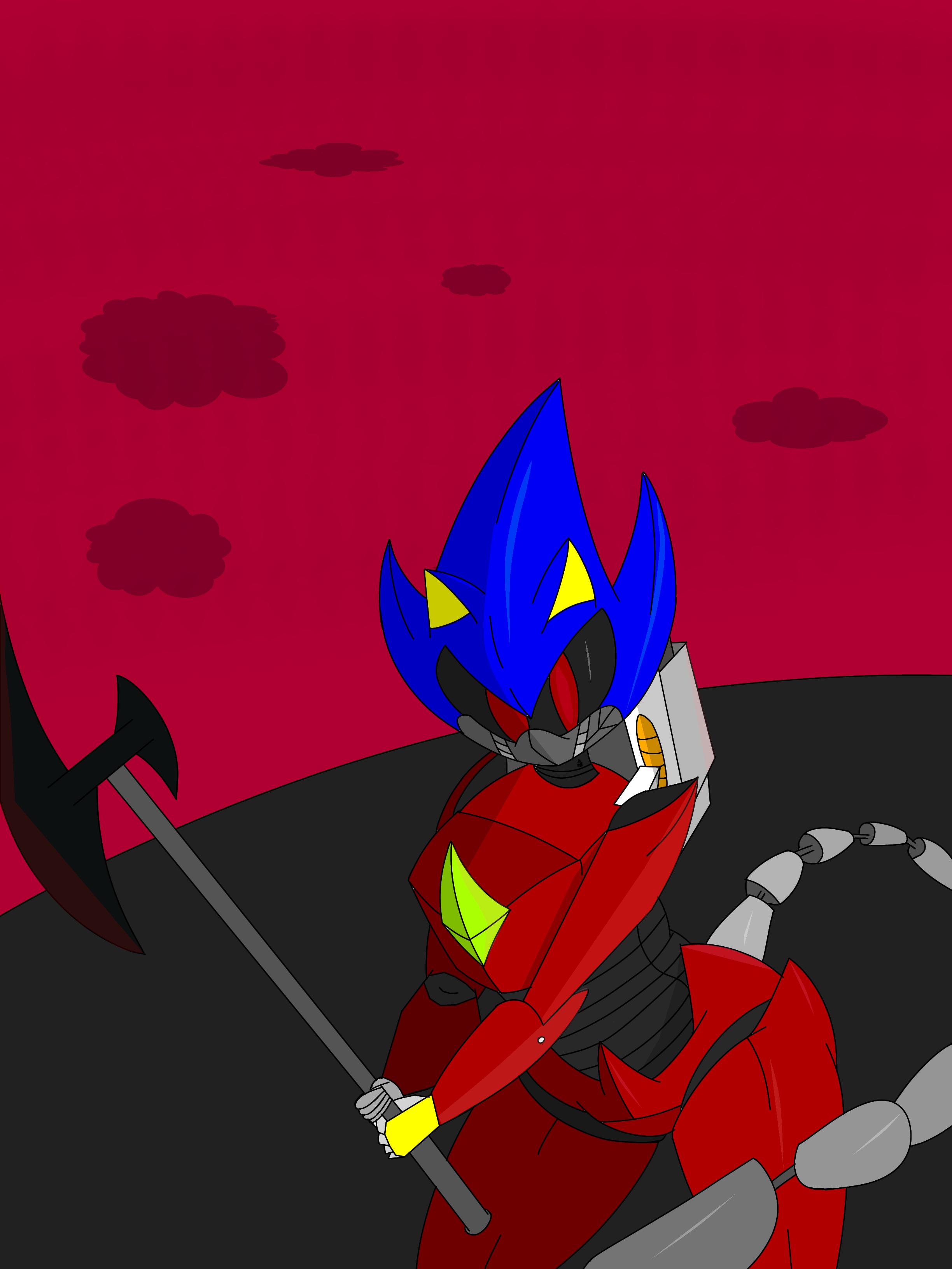 Crimson the Shortstack