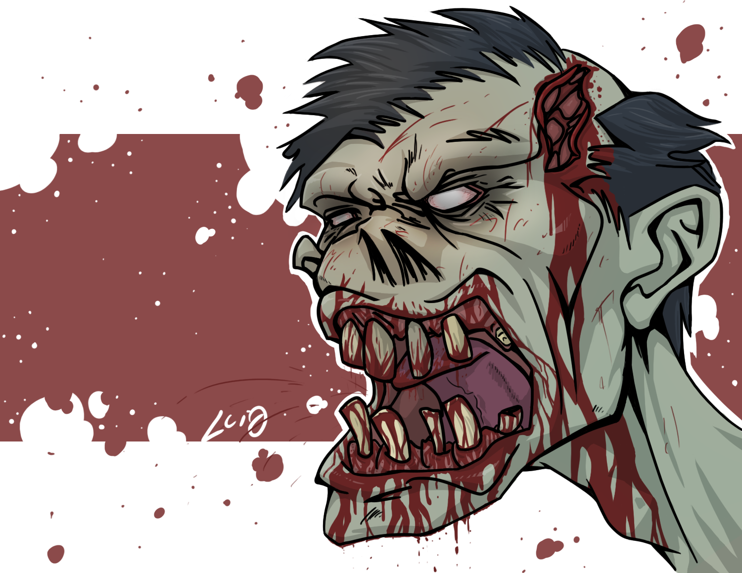 Being a Zombie