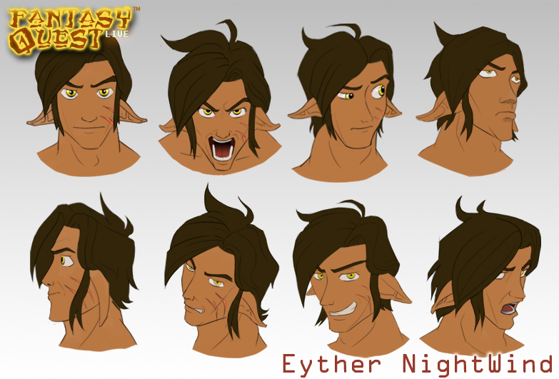 Eyther NightWind Expressions