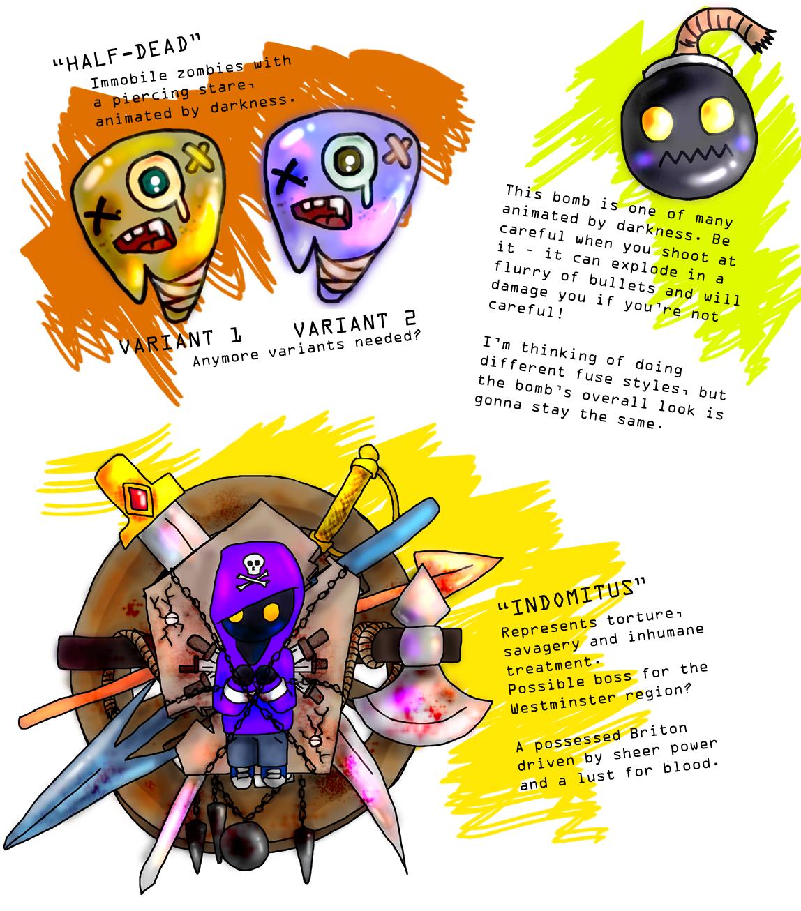 P. Chaplaincy Enemy Concepts