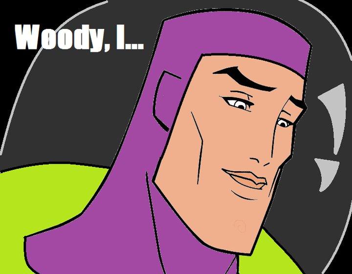 Buzz Lightyear - Handsome