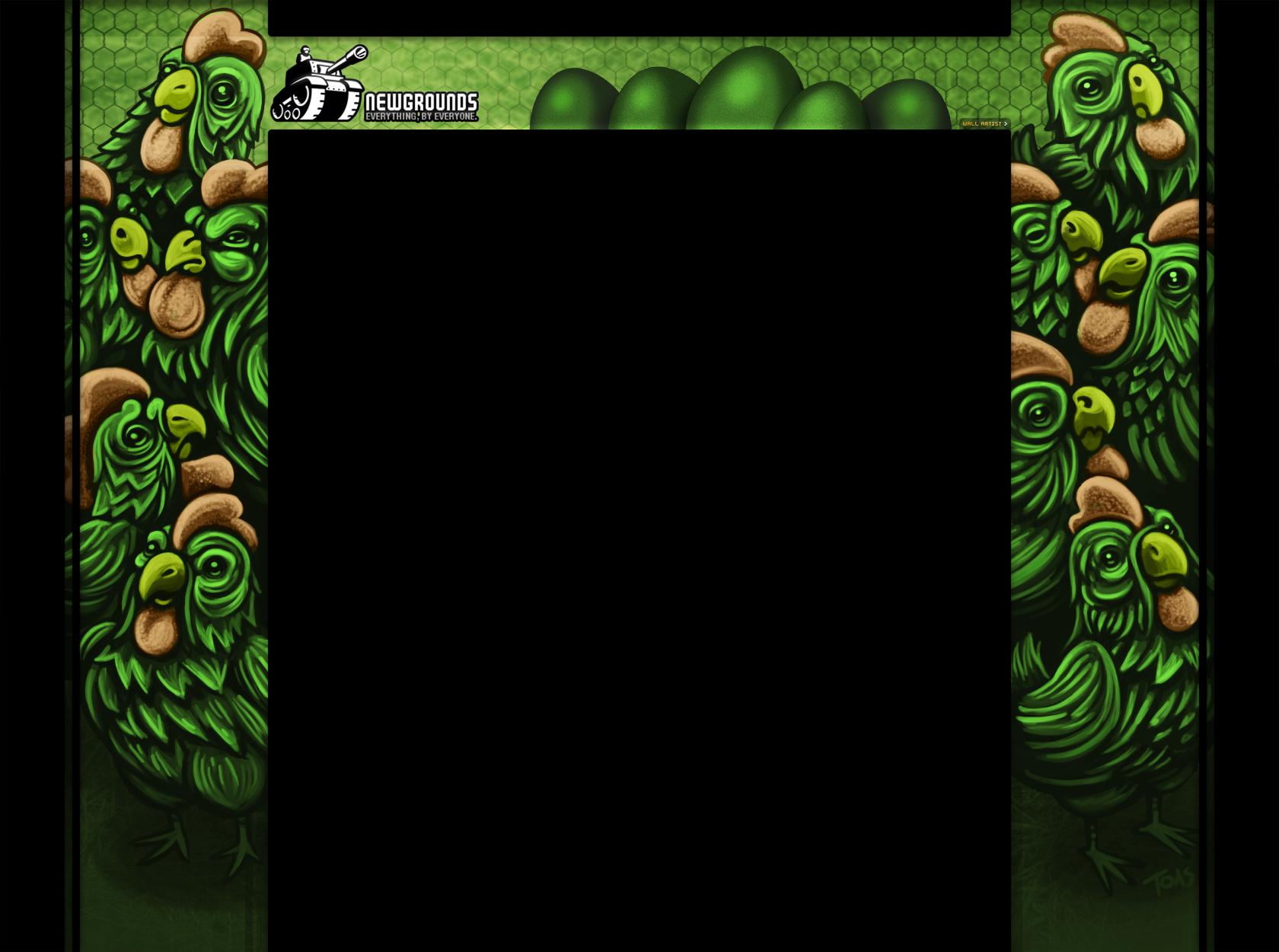 NG Redesign Green Skin v.2
