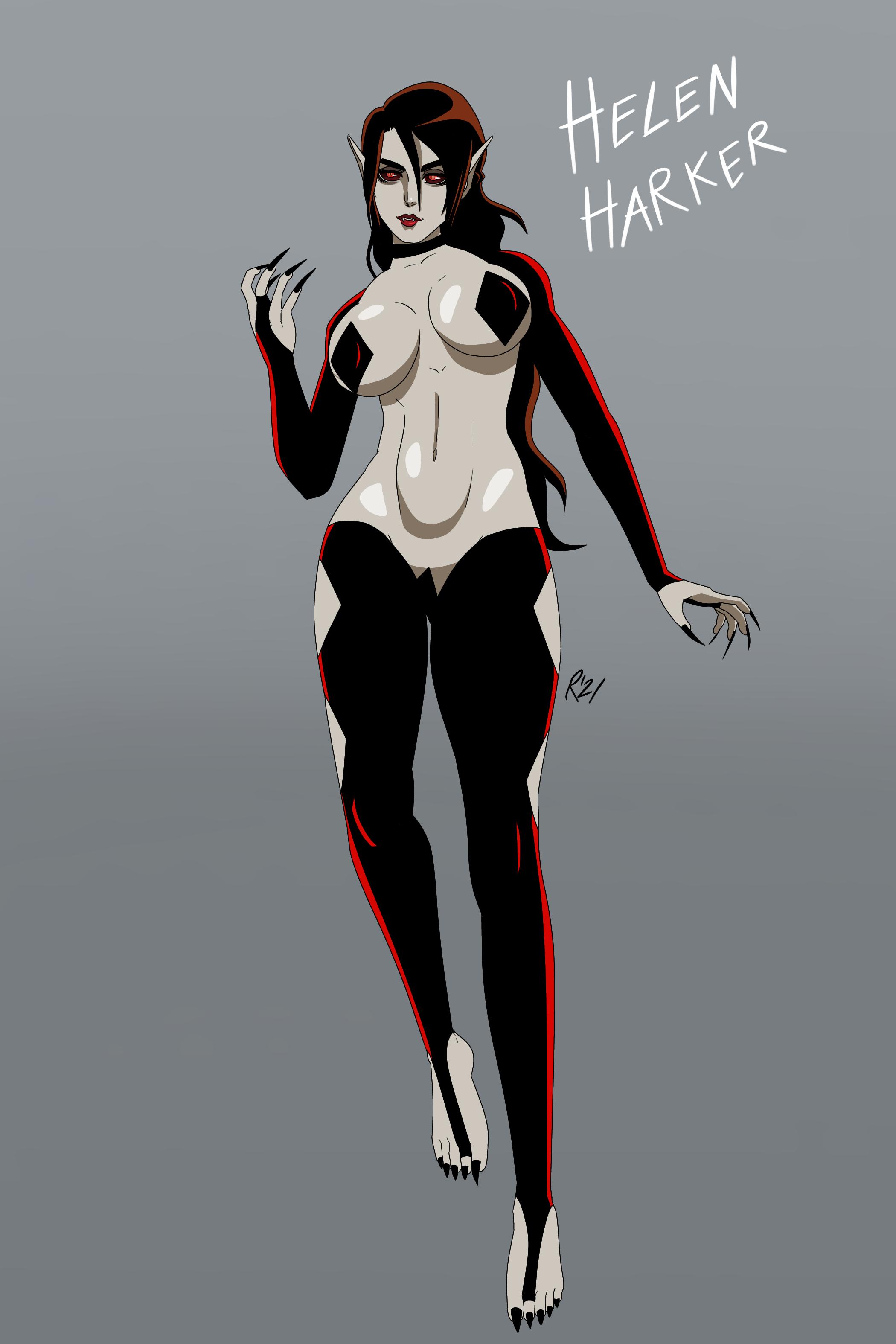 Original Character: Helen Harker