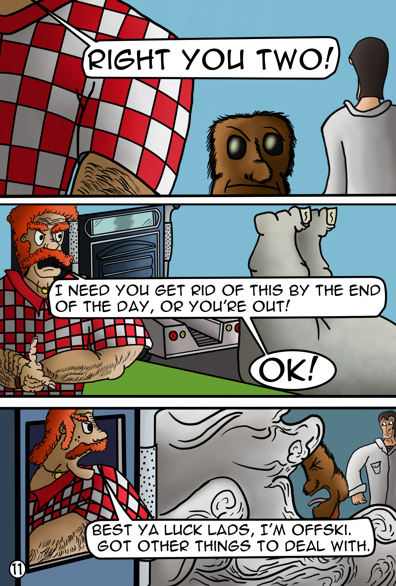 Dead Elephant page 12