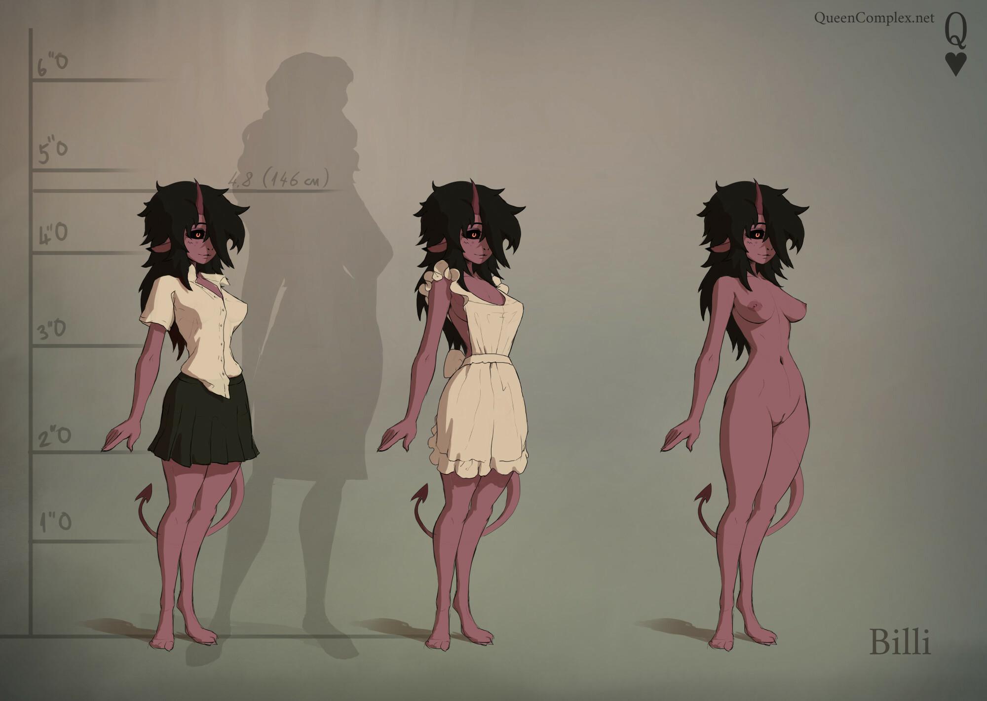 Billi Concept Art 1