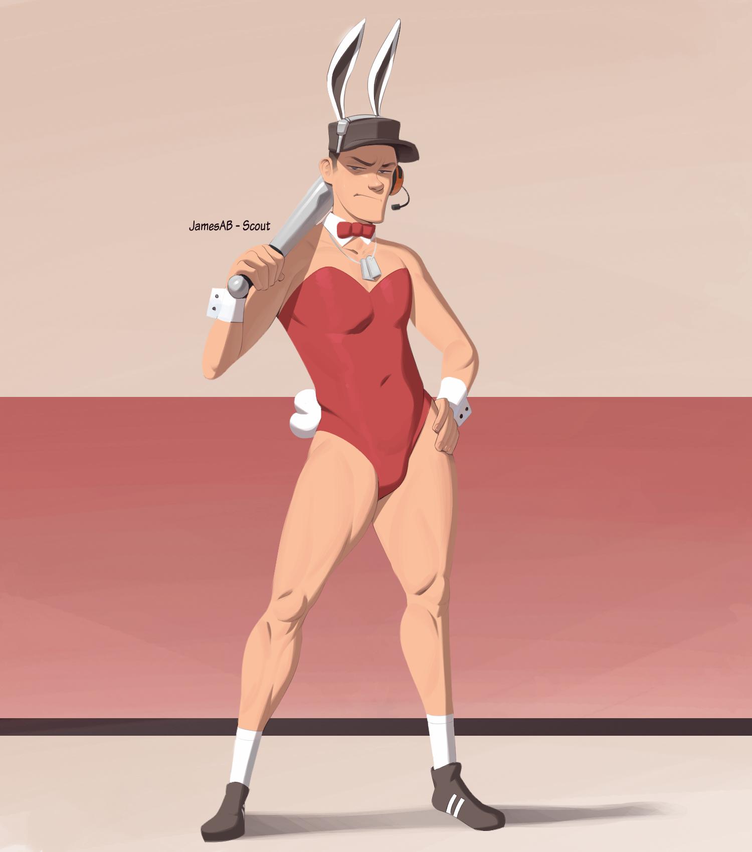 Bunny Suit Scout