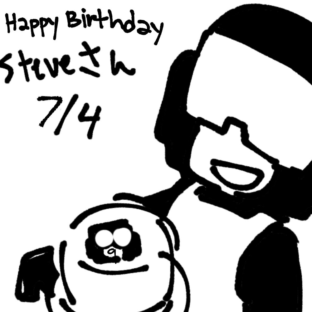 Steve Birthday 🎉