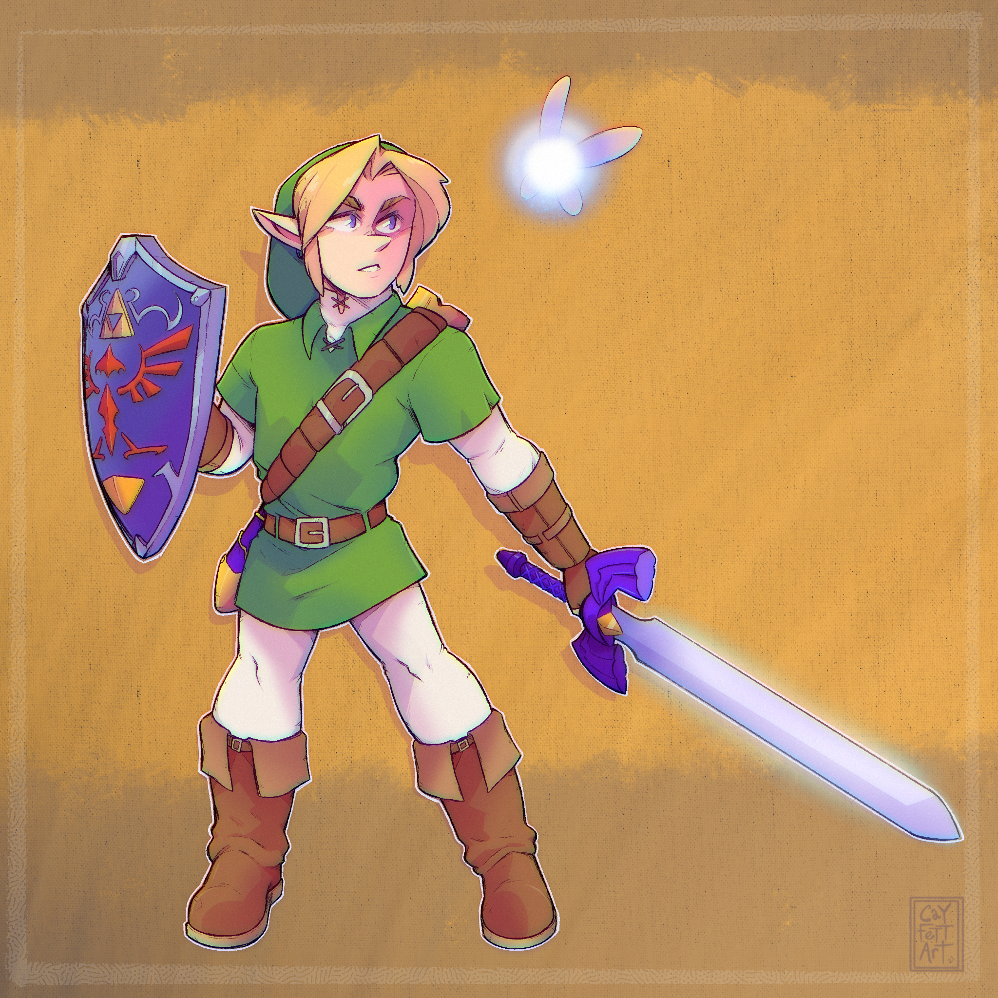 [COMMISSION] Hero of Time