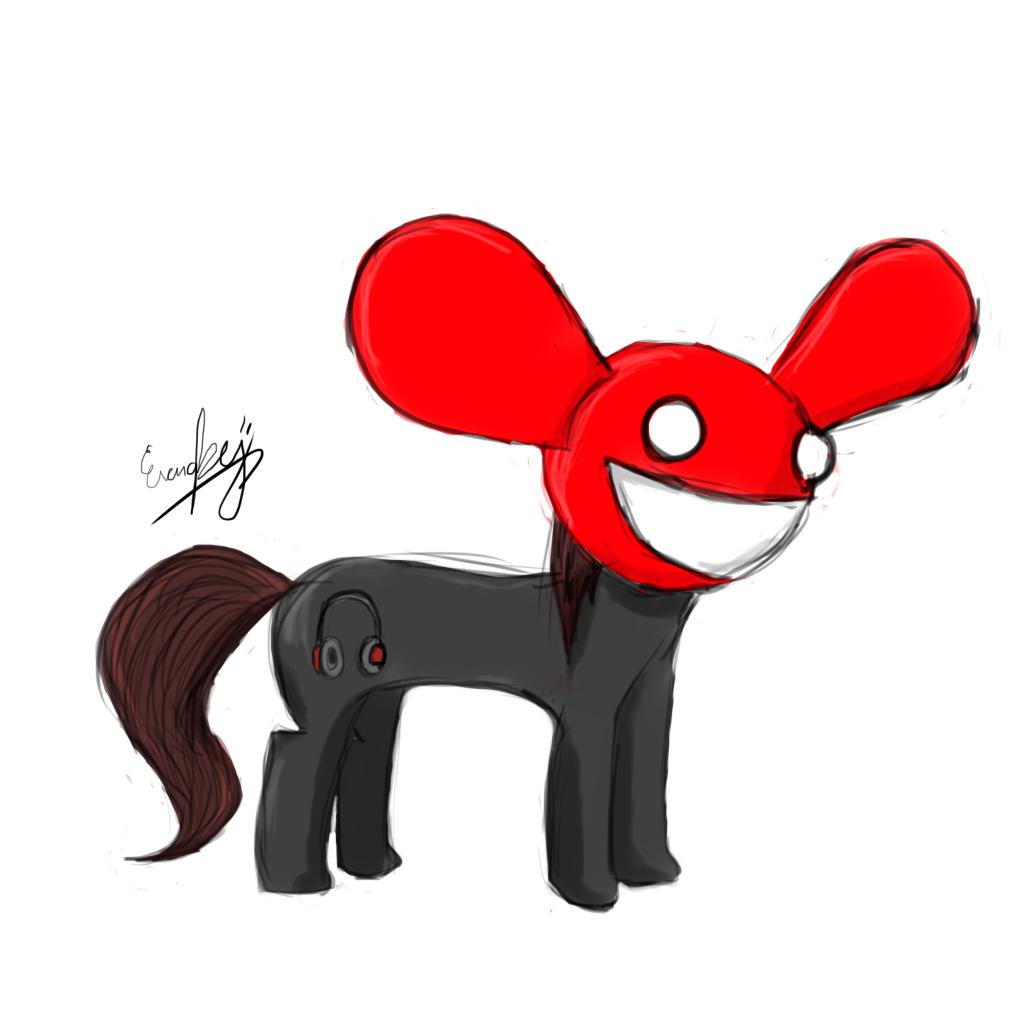 Deadmau5 is best pony